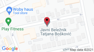 Notar Tatjana Boskovic