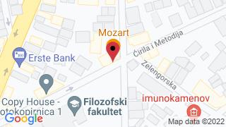 Mozart PTR Nis