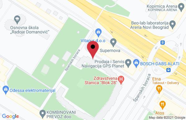 Specijalisticka ordinacija interne medicine Mirkovic M