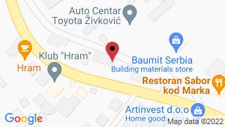 Auto delovi Zivkovic