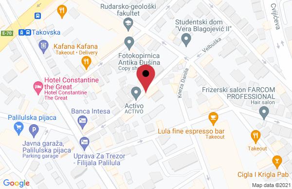 Kozmeticki salon Aleksandrija