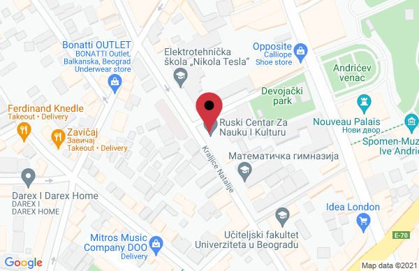 Restoran Ruski Stil