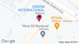 Dakom international keramika