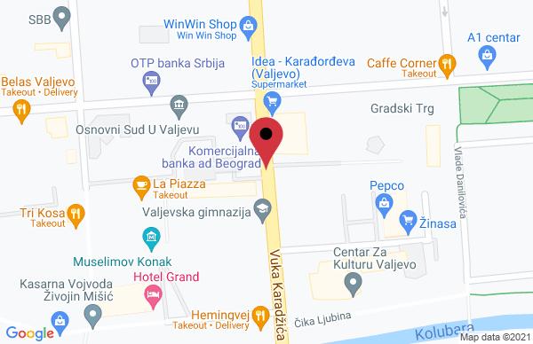 Kafe poslastičarnica Skočko Saki