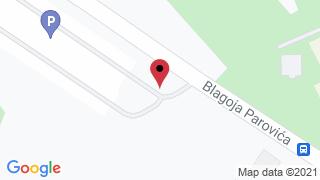 Auto plac Palace