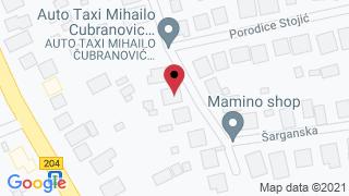 Auto plac Zarkovo