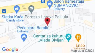Auto plac Radulovic Group