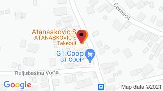 Poslasticarnica Atanaskovic S