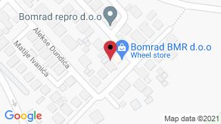 Polovne gume Bomrad