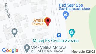 Pecenjara Avala