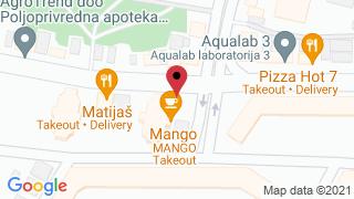 Pecenjara Mango
