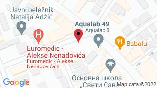 Aqualab Plus laboratorije