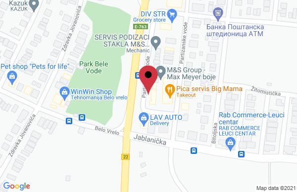 M&S Jovanović podizači stakla