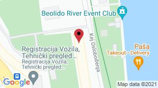 Restoran za venčanja Beolido