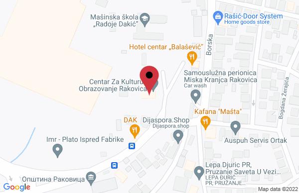 Škola gitare Starčević Rakovica