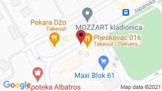 Pljeskovac 016 fast food
