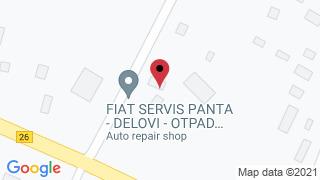 Auto otpad Fiat Panta