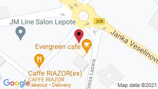 Evergreen cafe poslastičarnica