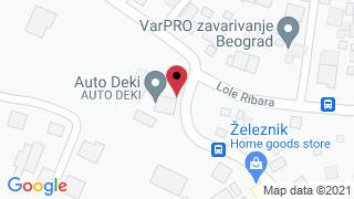 Auto Deki - auto električar