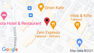 Fast food Zein Express