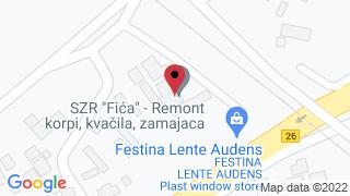 SZR Fića Remont kvačila, lamela i zamajaca