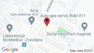 Ride 011 Auto Gas