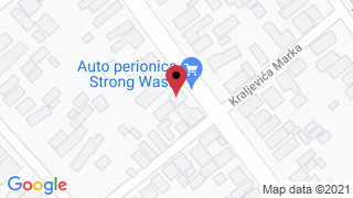 Strong Wash auto perionica