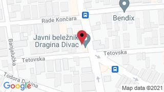 Javni beleznik Dragina Divac