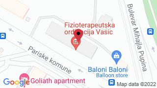 Fizioterapeutska ambulanta Vasic