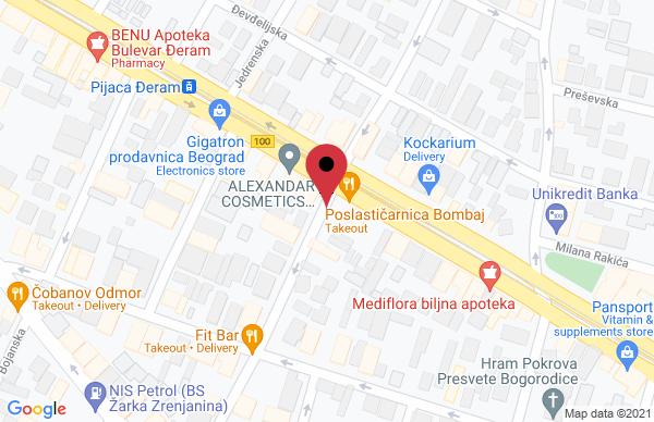 Poslasticarnica Bombaj