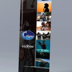 Roll Up Baner Calypso Group