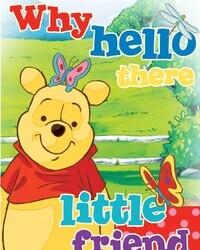 Dečiji tepih Winnie The Pooh