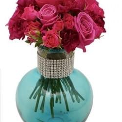 8.mart - Dan žena - buket u vazi
