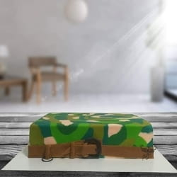 Camouflage (military) torta