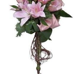 Cveće za rođendane - Buket sa ljiljanima - Najlepše želje