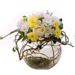 Cveće za rođendane - Cvetni aranžman u vazi - za pozitivne misli i vibracije
