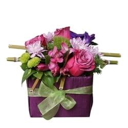 Cveće u kutiji - prolećna inspiracija