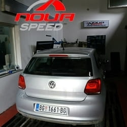 Cipovanje VW Polo