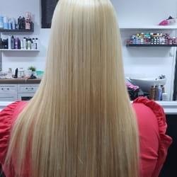 Keratinsko ispravljanje kose medak