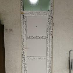 PVC ulazna vrata po meri