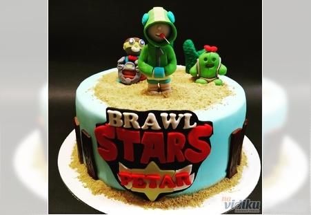 Brawl stars torta
