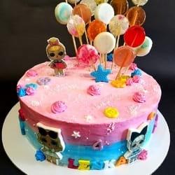 Lol lutkice torta