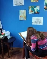 Pripreme za upis u srednje umetnicke skole