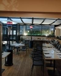 Prostor za prezentacije - restoran Ginko
