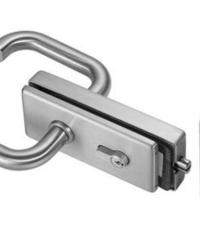 Magnetna brava za staklena vrata bez rama