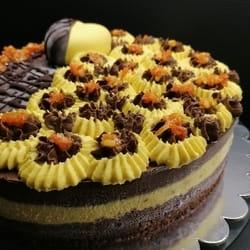 Sirova torta Čoko oranž 2 kg