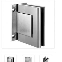 Hidraulična šarka za staklena vrata