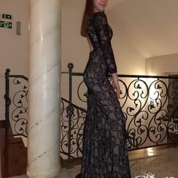 Cipkasta svecana haljina - Modni studio Sunchy Still