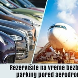 Dogoročni jeftin parking aerodrom Beograd