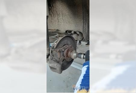 Remont kočnica Fiat Stilo 1.9 JTD